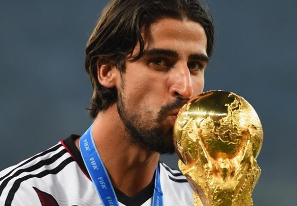 AC Milan Inginkan Keajaiban Dalam Perburuan Sami Khedira