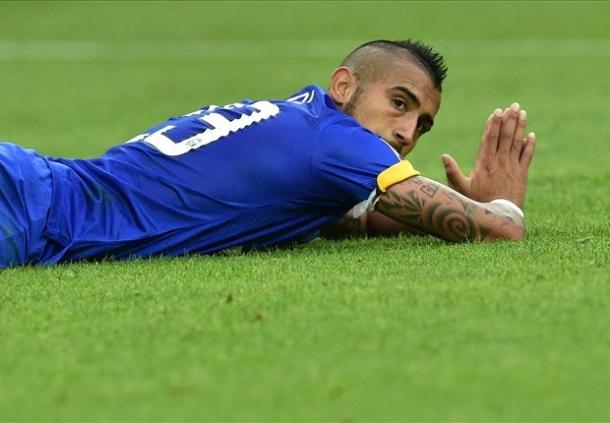 Arturo Vidal Akui Jika Juventus Lebih Favorit Dari Borussia Dortmund