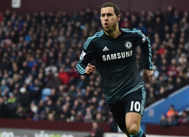 Eden Hazard Akui Jika Chelsea Tak Bergantung Padanya