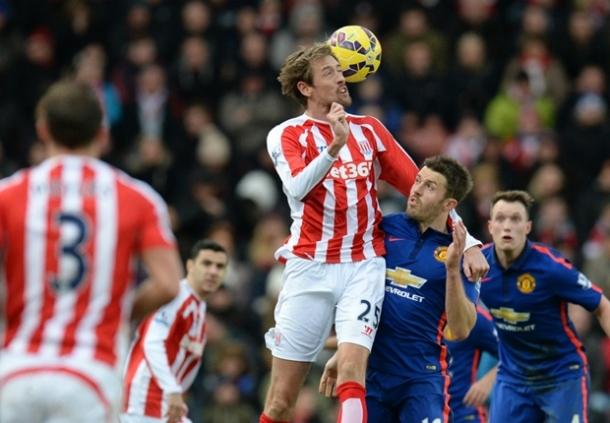 Peter Crouch Selamatkan Stoke City Dari Kekalahan