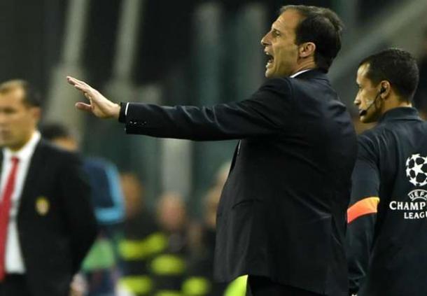 Allegri Puas Dengan Penampilan Vidal Untuk Juventus
