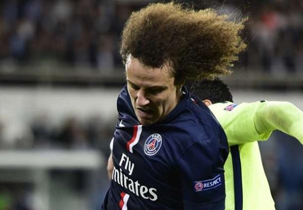 David Luiz : Cavani Akan Tetap Di PSG