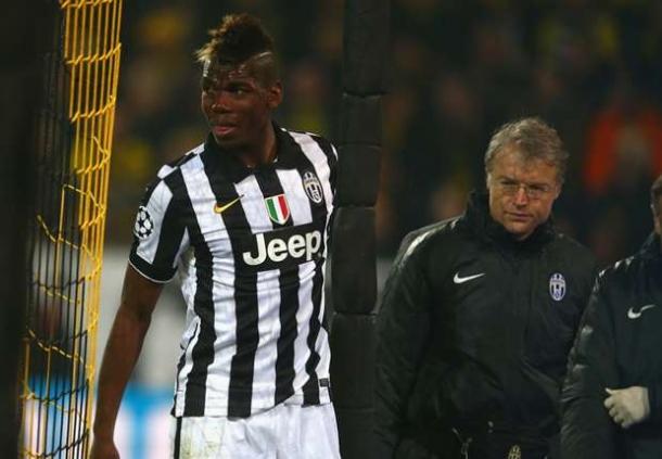 Para Pemain Juventus Kembali Menargetkan Kemenangan