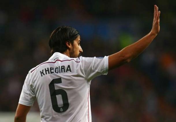 Schalke Beri Penegasan Inginkan Sami Khedira