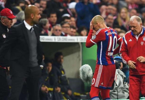 Mantan Pemain Munchen Salahkan Pelatih Terkait Cedera Robben