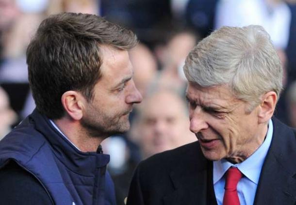 Wenger Dapatkan Pujian Dari Pelatih The Villan