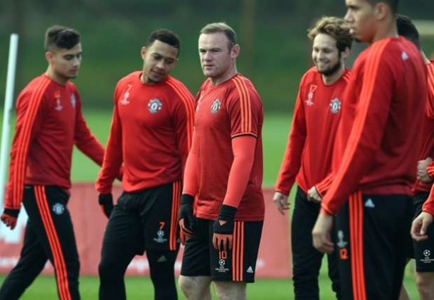 Manchester United Unggul Kontra CSKA Moskwa
