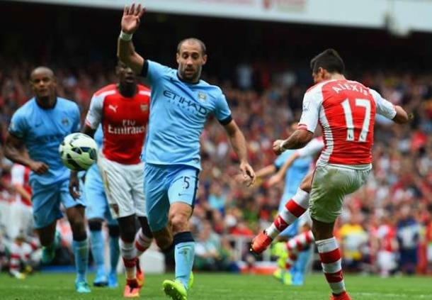 Arsenel Lebih Diuntungkan Kontra Manchester City