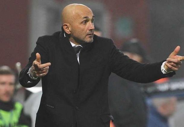 Luciano Spalletti Kurang Puas Dengan Perform Tim